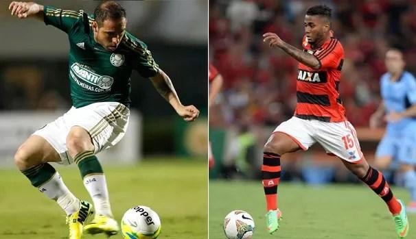 Bruno César e Muralha (Foto: Reprodução Globo Esporte)