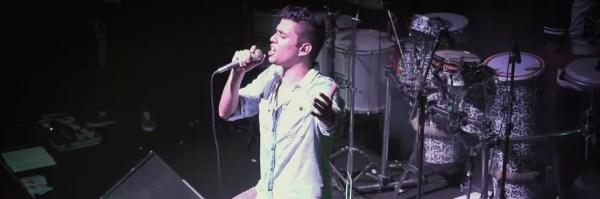 PV Mello se apresenta em Maceió — Foto: Arquivo Pessoal