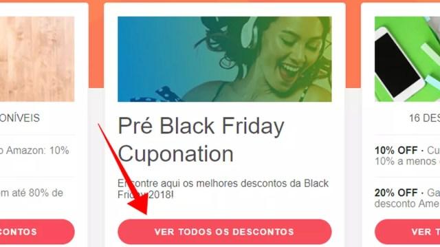 Como achar cupom das melhores ofertas da Black Friday com o Cuponation 1