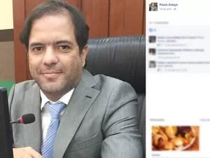 Paulo Araújo (PP) (Foto: Reprodução/ Facebook)
