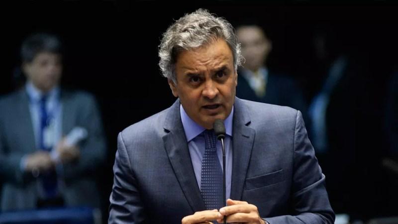 Senador Aécio Neves (PSDB-MG) — Foto: Jefferson Rudy/Agência Senado/Arquivo