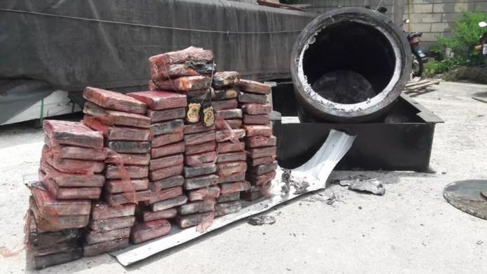 Drogas eram remetidas de Porto Velho e Ariquemes para os Estados da Bahia e São Paulo — Foto: Polícia Federal/ Divulgação