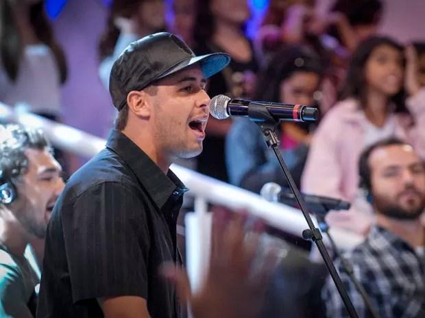 Jeito Moleque agita plateia com trilha sonora de Salve Jorge (Foto: Divulgação / Rede Globo)