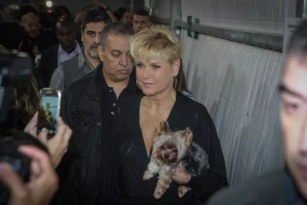 Xuxa (Foto: Raphael Castello/ AgNews)