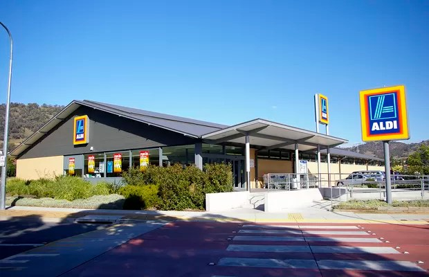 Beate Heister e Karl Albretch Jr. administram os supermercados Aldi (Foto: Creative Commons)