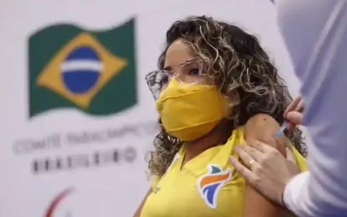 Evelyn Oliveira é atleta da bocha  — Foto: Divulgação/CPB