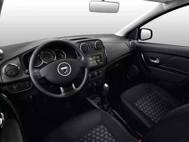 Dacia Sandero Black Touch (Foto: Divulgação)