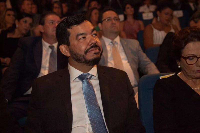 Loester Trutis (PSL), deputado federal eleito por MS. — Foto: Assessoria/Divulgação