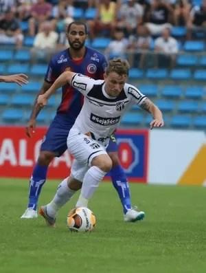 Tiradentes x Ceará Campeonato Cearense PV (Foto: Christian Alekson/Cearasc.com)