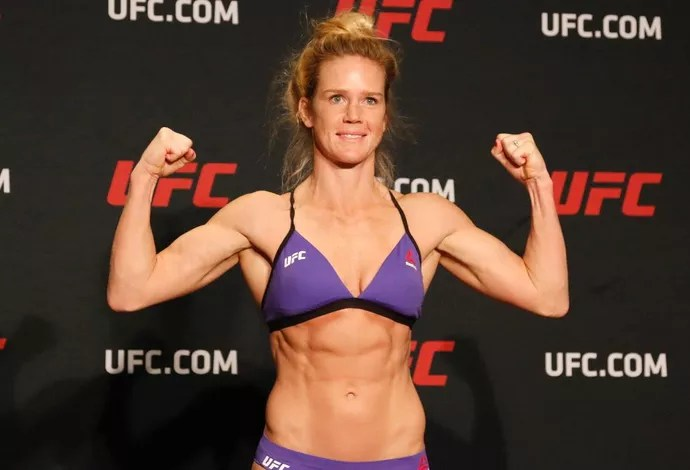 Holly Holm (Foto: Evelyn Rodrigues)