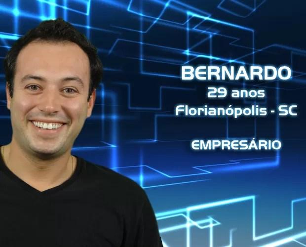 Bernardo (Foto: Reprodução/TV Globo)