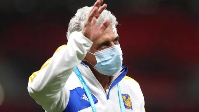 Ricardo Ferretti é o técnico do Tigres no Mundial de Clubes
