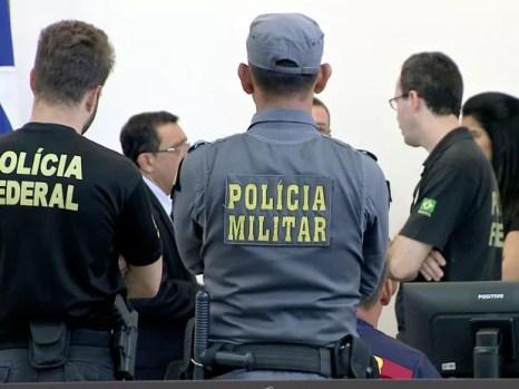 Resultado de imagem para detenções em dia de votação