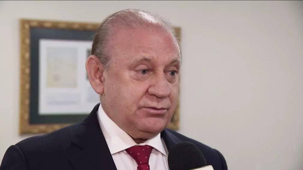Deputado Ademar Traiano negou acusações do ex-diretor da Secretaria de Educação, Maurício Fanini, em tentativa de delação enviada à PGR — Foto: Reprodução/RPC