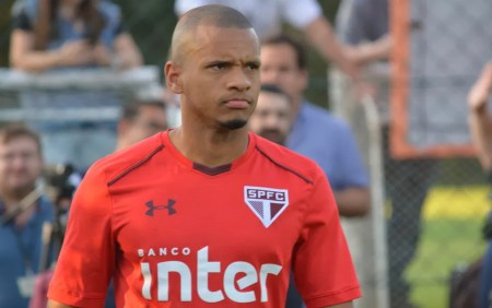 Edimar já avisou que gostaria de continuar no São Paulo (Foto: Érico Leonan / site oficial do SPFC)