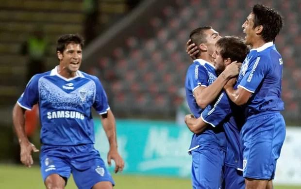 Ivan Bella gol velez (Foto: Reuters)