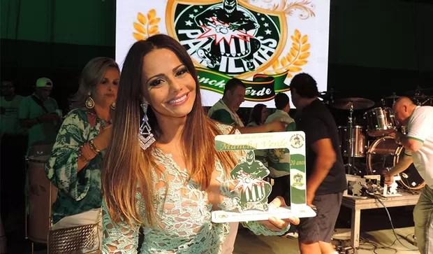 Viviane Araújo (Foto: Sergio Ortiz - Forza Palestrina / Divulgação)