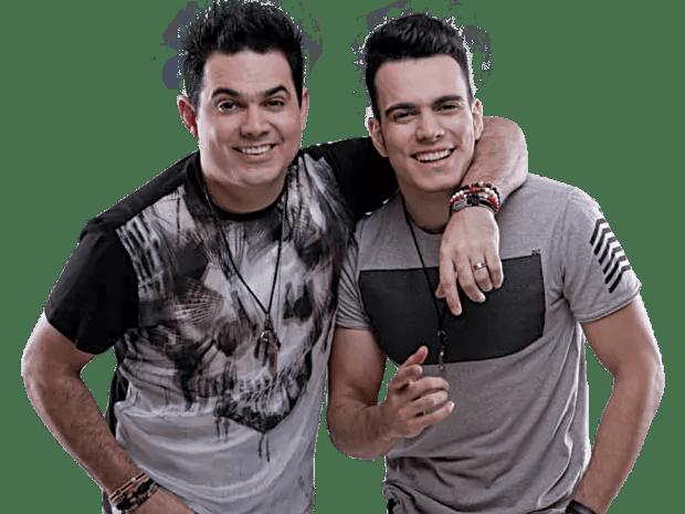 Luis Marcelo e Gabriel (Foto: Marcelo Venancio/Divulgação)