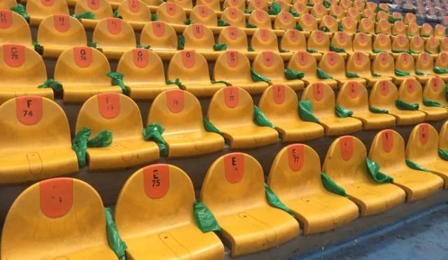 Estádio Atanásio Girardot - Medellín (Foto: Marcelo Hazan)