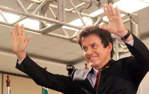 Robinson Faria, governador do RN (Foto: Canindé Soares)