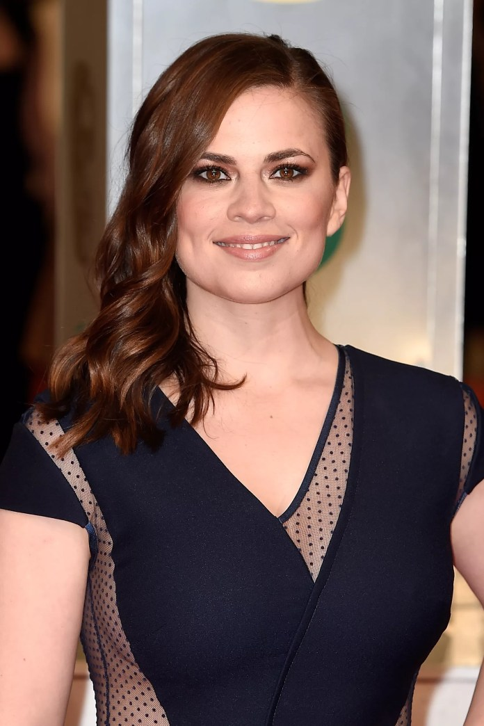 Hayley Atwell interpreta a personagem principal do seriado 'Agent Carter' da Marvel (Foto: Getty Images)