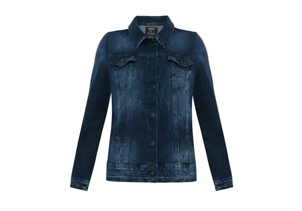 Jaqueta jeans, R$ 160. Collection Replay para C&A (Foto: Divulgação)
