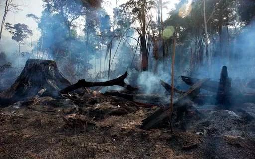 """Governo foi alertado pelo Ministério Público três dias antes de """"dia do fogo"""""""