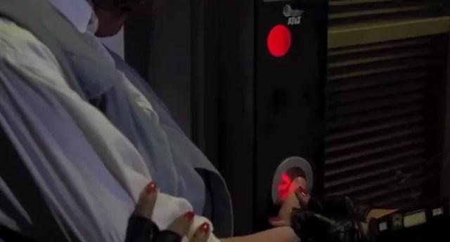 Trancas com sensores biométricos já são realidade (Foto: Reprodução/YouTube)
