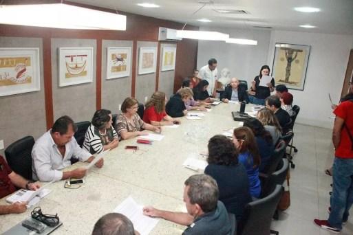 Acordo foi firmado no início da noite desta quarta-feira (9)  — Foto: Governo do RN/Divulgação