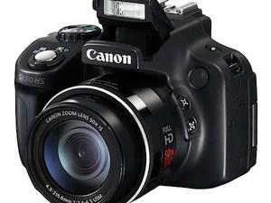 PowerShot SX50 HS (Foto: Divulgação)