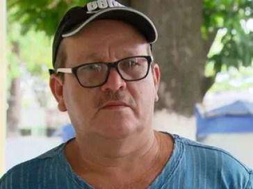 O pai do adolescente contou que o filho estava passeanco com amigos quando viu a blitz e fez um retorno para tentar fugir (Foto: Reprodução / TV Globo)