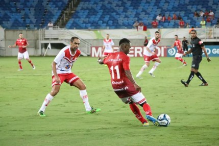 América-RN e Sergipe já se enfrentaram em 2017 na na Arena das Dunas pela Copa do Nordeste (Foto: Canindé Pereira/América FC/Divulgação)