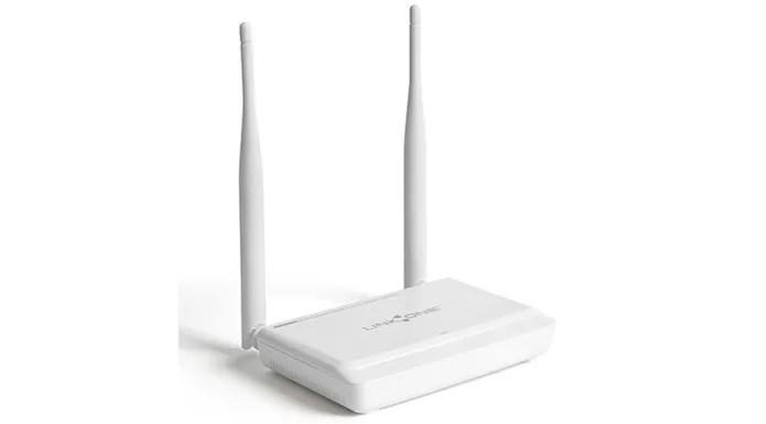 Modelo da Link-One oferece até 300 Mbps de velocidade dentro da rede Wi-Fi