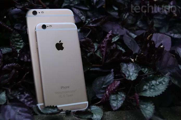 iphone6-e-plus-destaque (Foto: Lucas Mendes/TechTudo)