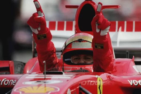 O ex-piloto de Fórmula 1 Michael Schumacher (Foto: Getty Images)