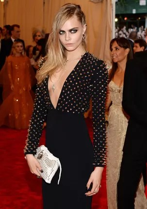 Cara Delevigne (Foto: Getty Images)