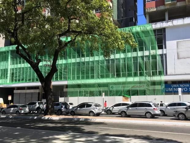 Shopping na Lagoa deve ser inaugurado em novembro (Foto: Isabelle Di Paula/Divulgação)