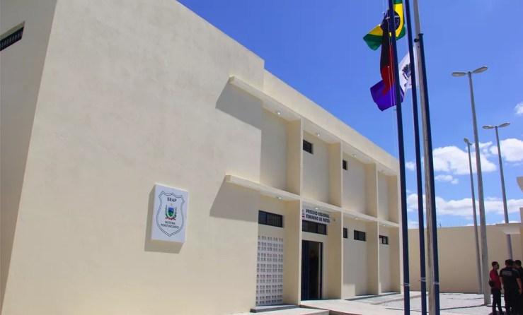 Penitenciária Regional Feminina de Patos é inaugurada, no Sertão da Paraíba (Foto: José Marques/Secom-PB)