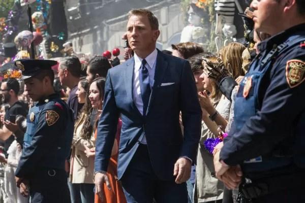 Daniel Craig in the scene of '007 Contra Specter' (Photo: Publicity)