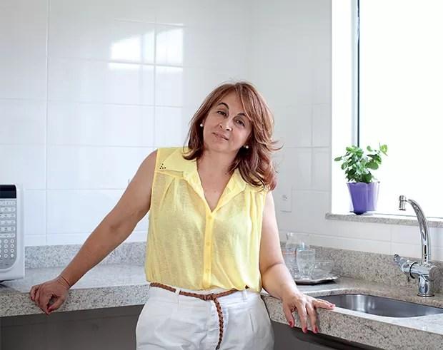 Mara  Galiani (Foto: Letícia Moreira/ÉPOCA)