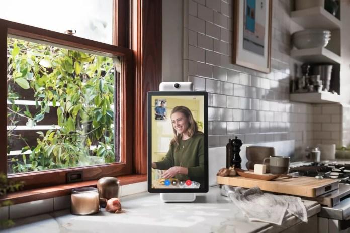 A ideia do smart display é facilitar suas experiências em casa — Foto: Divulgação/Facebook