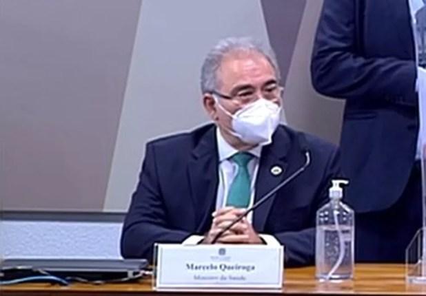 Marcelo Queiroga presta depoimento na CPI da Covid; veja frases   Política   G1