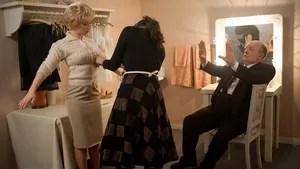 O filme revela os bastidores da gravação de Psicose (1960), um dos principais filmes de Hitchcock, e todos os obstáculos enfrentados pelo diretor para realizar a obra, entre eles a falta de estúdios interessados em investir na história, desentendimentos com o elenco e as brigas entre ele e sua esposa. Contrariando todas as expectativas, Psicose se tornou uma referência no cinema mundial e um dos maiores sucessos da carreira do cineasta.