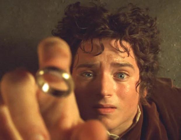 Elijah Wood em O Senhor dos Anéis (Foto: Divulgação)