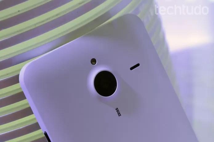 Lumia 640  (Foto: Isadora Díaz/ TechTudo)