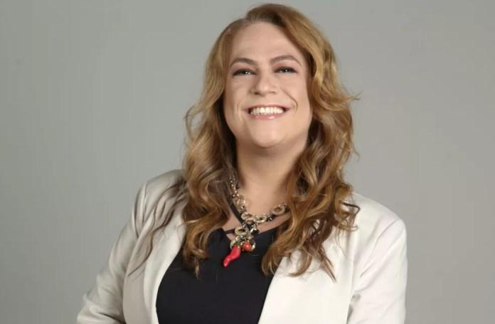 Paula Benett, candidata a deputada distrital (Foto: Arquivo pessoal)