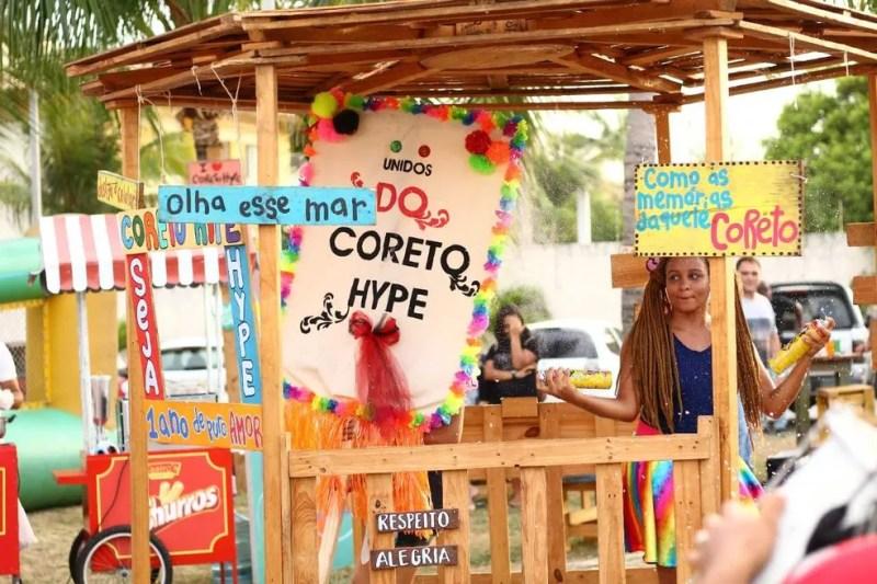 Coreto Hype será realizado durante os festejos do aniversário de Salvador (Foto: Além do Ter/ Divulgação)