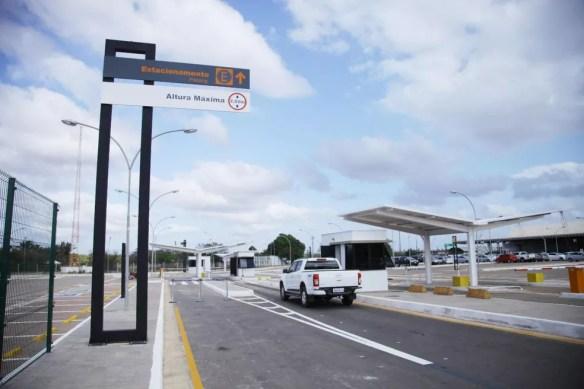Decisão suspendeu decisão favorável a Lei 6.113/2016, que permite tempo mínimo para estacionamento sem cobrança em São Luís — Foto: Flora Dolores/O Estado