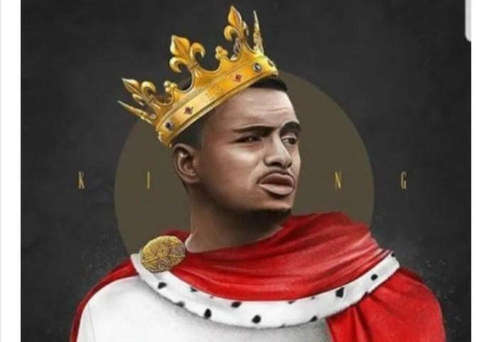 Reinaldo recebeu o apelido de Kingnaldo — Foto: Reprodução