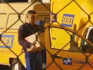 Entrega de encomendas foram suspensas em bairros de três regiões de Campinas  (Foto: Reprodução/ EPTV)